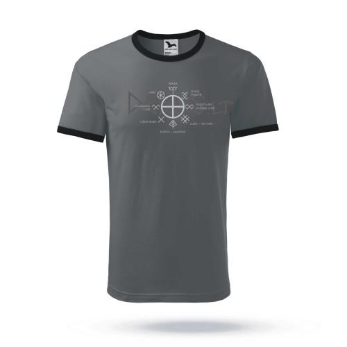 """Marškinėliai Infinity 131 """"Baltų šventės 2"""""""