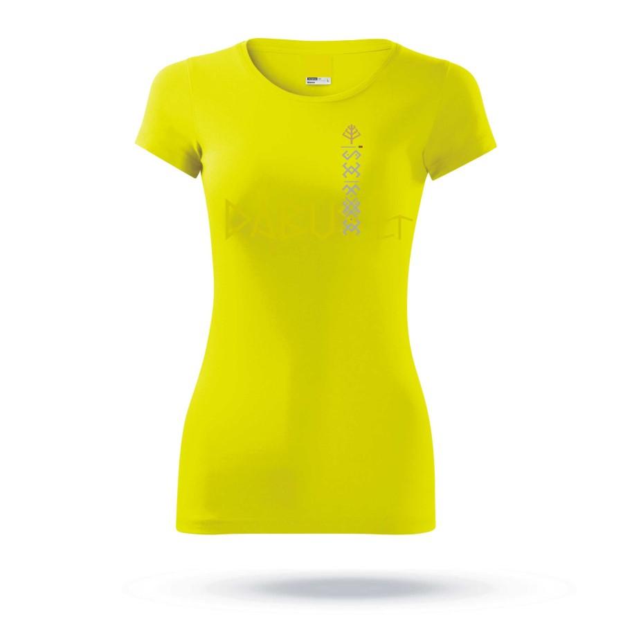 """Marškinėliai moteriški """"Baltų ženklai 2"""""""