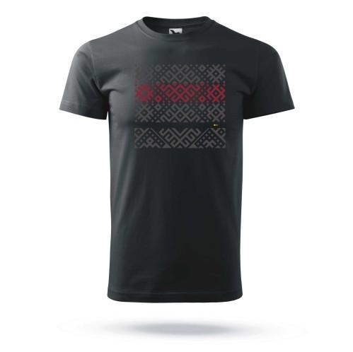 """Marškinėliai """"Audimo raštai 2"""""""
