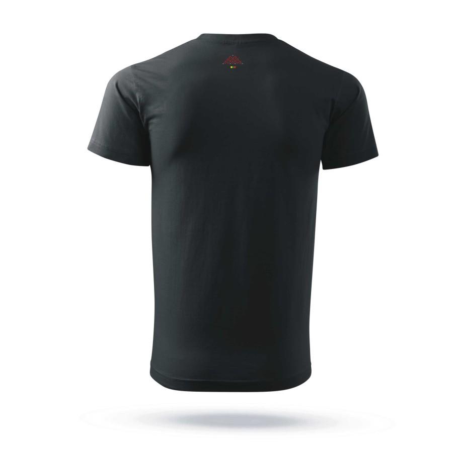 """Marškinėliai """"Audimo raštai minimalistinis 2"""""""